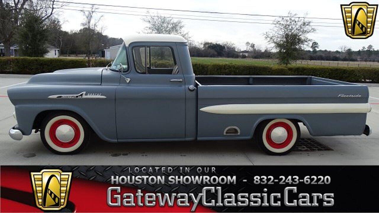 1958 Chevrolet Apache for sale near O Fallon, Illinois 62269 ...