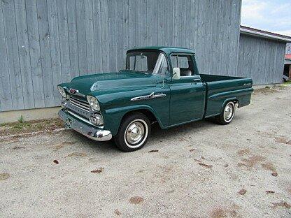 1958 Chevrolet Apache for sale 100876455