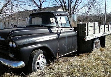1958 Chevrolet Apache for sale 100792405
