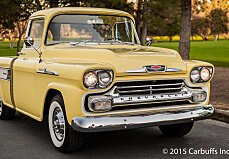 1958 Chevrolet Apache for sale 100792780