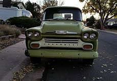 1958 Chevrolet Apache for sale 100849468