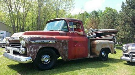 1958 Chevrolet Apache for sale 100885803