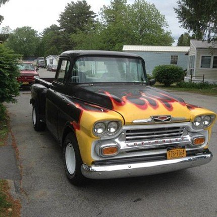 1958 Chevrolet Apache for sale 100912721