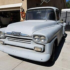 1958 Chevrolet Apache for sale 100928979
