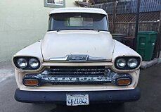 1958 Chevrolet Apache for sale 100944329