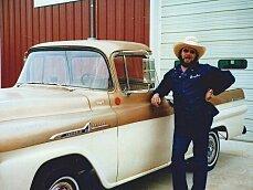 1958 Chevrolet Apache for sale 100985327