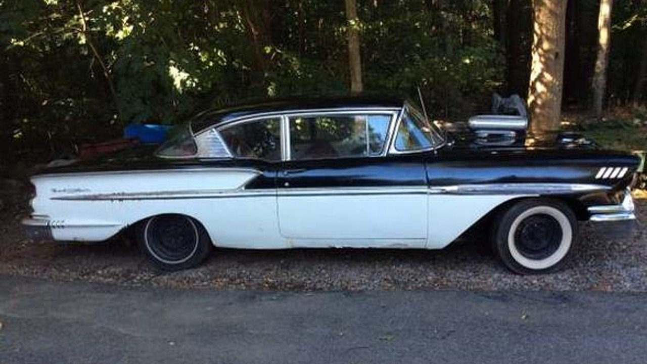 1958 Chevrolet Bel Air for sale 100796185