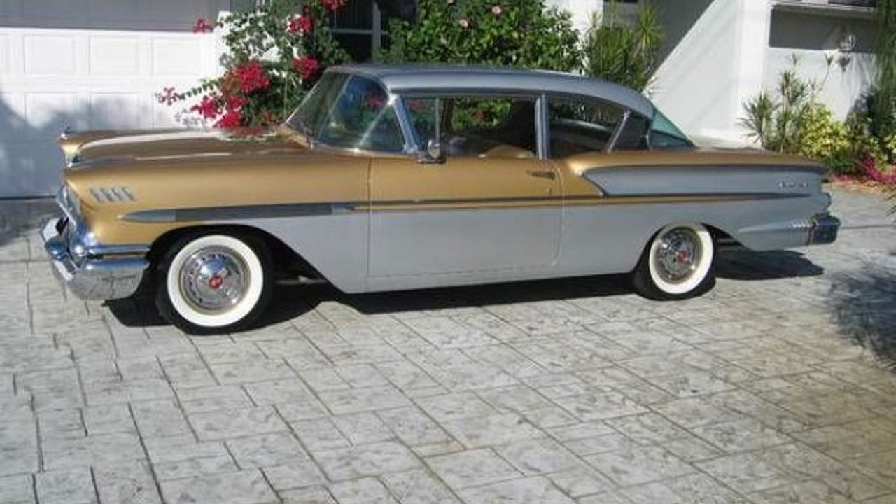 1958 Chevrolet Bel Air for sale 100853973