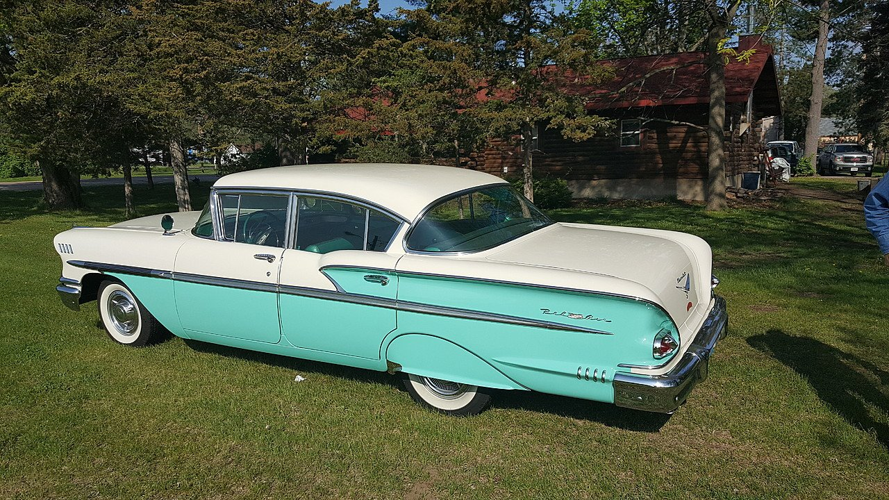 1958 Chevrolet Bel Air for sale 100873663