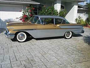 1958 Chevrolet Bel Air for sale 100824442
