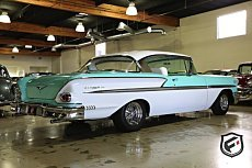 1958 Chevrolet Bel Air Clics for Sale - Clics on Autotrader