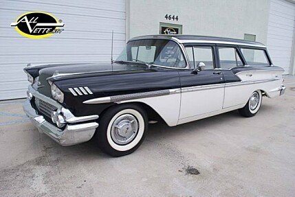 1958 Chevrolet Bel Air for sale 100967009