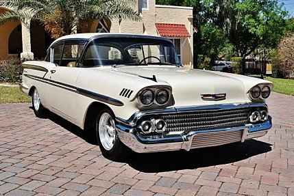 1958 Chevrolet Bel Air for sale 100972961