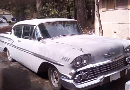 1958 Chevrolet Bel Air for sale 100984169