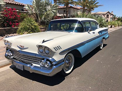 1958 Chevrolet Bel Air for sale 100990499