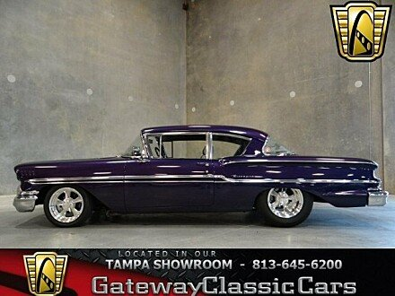1958 Chevrolet Biscayne for sale 100739502
