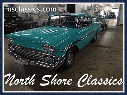 1958 Chevrolet Biscayne for sale 100840610