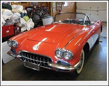 1958 Chevrolet Corvette for sale 100740786