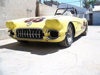 1958 Chevrolet Corvette for sale 100856298