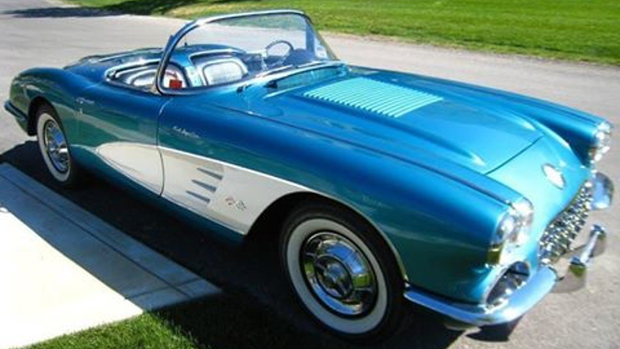 1958 Chevrolet Corvette for sale 100813470