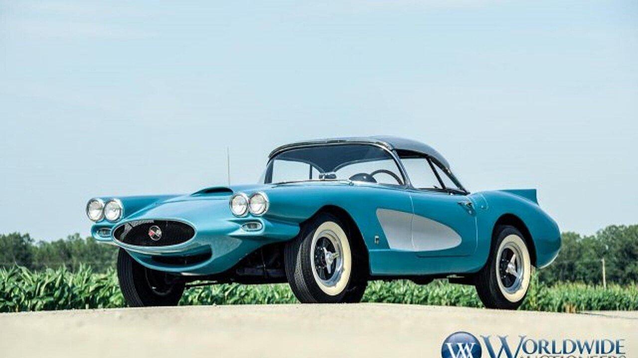 1957 chevrolet corvette for sale on classiccars com 31 - 1958 Chevrolet Corvette For Sale 100889836