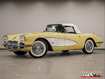1958 Chevrolet Corvette for sale 101052890
