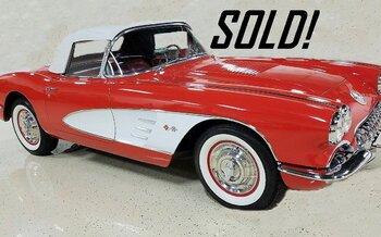 1958 Chevrolet Corvette for sale 100855019