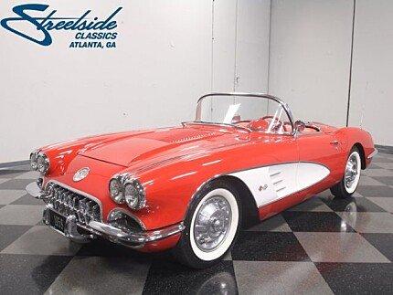 1958 Chevrolet Corvette for sale 100945674