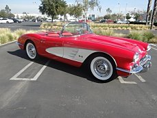 1958 Chevrolet Corvette for sale 100956501