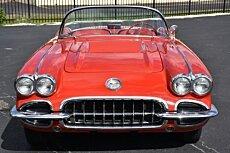 1958 Chevrolet Corvette for sale 100959178