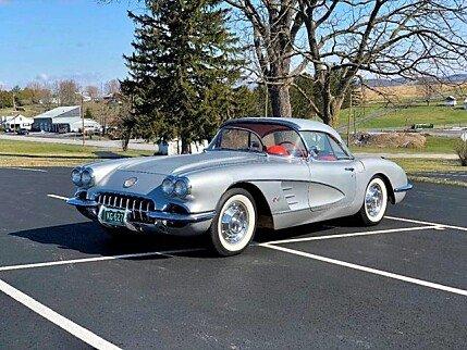 1958 Chevrolet Corvette for sale 100976597