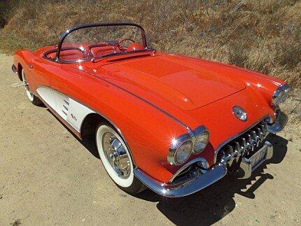 1958 Chevrolet Corvette for sale 100985074