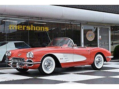 1958 Chevrolet Corvette for sale 100991397