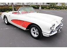 1958 Chevrolet Corvette for sale 100991844