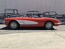 1958 Chevrolet Corvette for sale 100996626