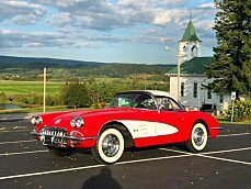 1958 Chevrolet Corvette for sale 101034825