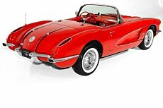 1958 Chevrolet Corvette for sale 101035679