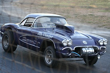1958 Chevrolet Corvette Coupe for sale 101023394