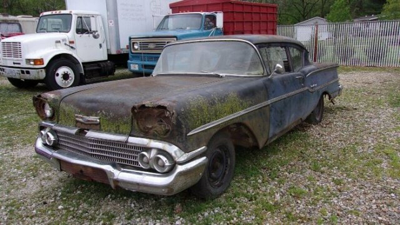 1958 Chevrolet Del Ray for sale 100879525