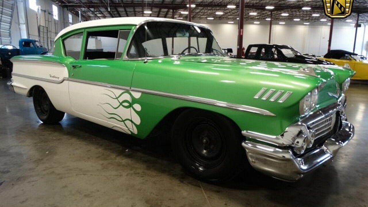 All Chevy 1958 chevy delray for sale : 1958 Chevrolet Del Ray for sale near O Fallon, Illinois 62269 ...