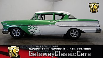 1958 Chevrolet Del Ray for sale 100920661
