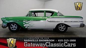 1958 Chevrolet Del Ray for sale 100964306