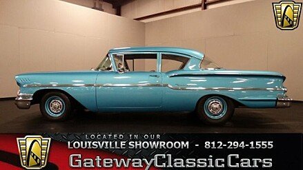 1958 Chevrolet Del Ray for sale 100739322