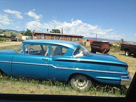 1958 Chevrolet Del Ray for sale 100860640