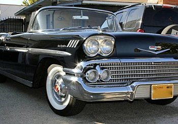 1958 Chevrolet Impala for sale 100814641