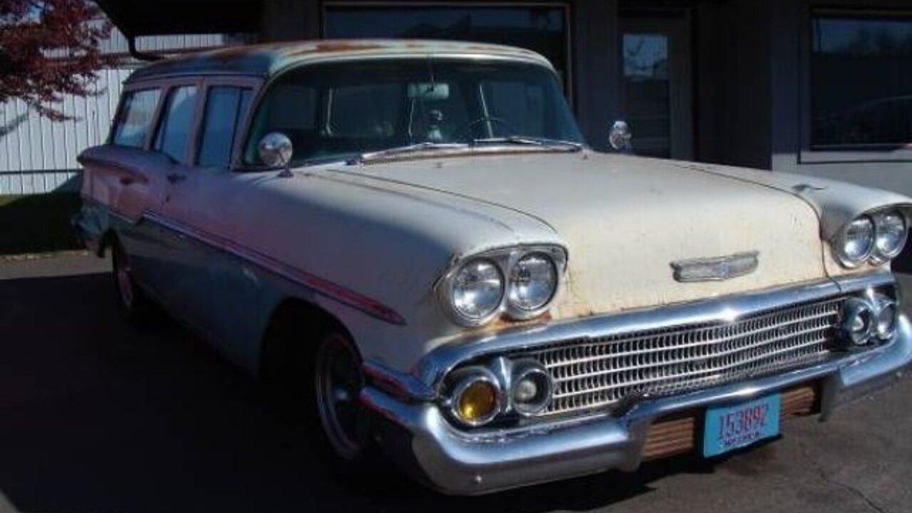 1958 Chevrolet Impala for sale near Cadillac, Michigan 49601 ...