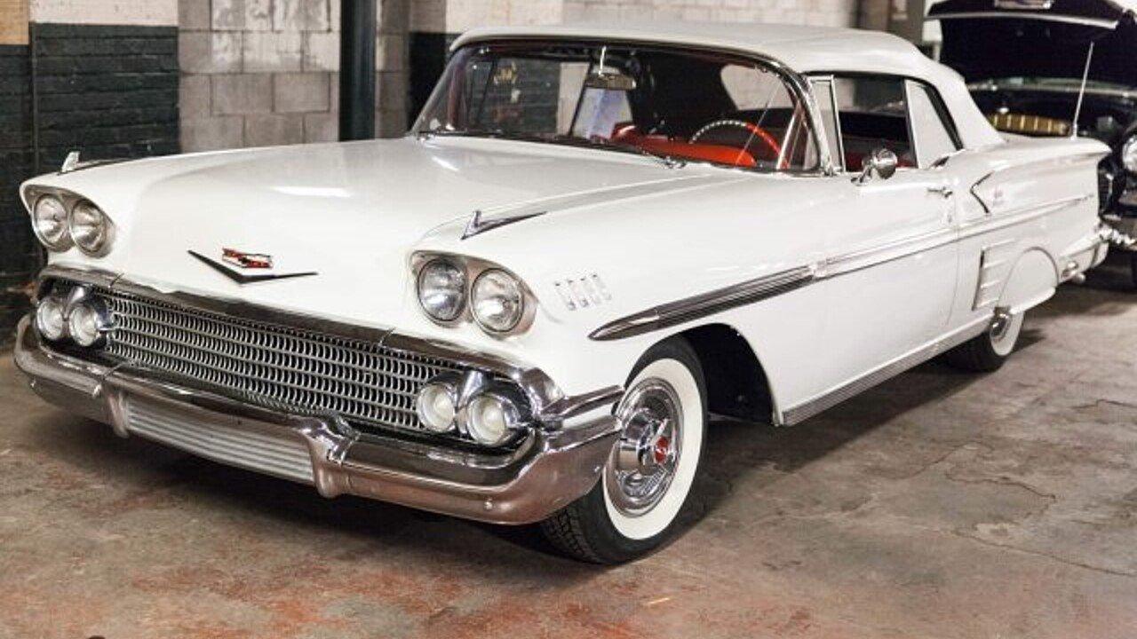 Impala 1958 chevrolet impala : 1958 Chevrolet Impala for sale near Pittsburgh, Pennsylvania 15213 ...