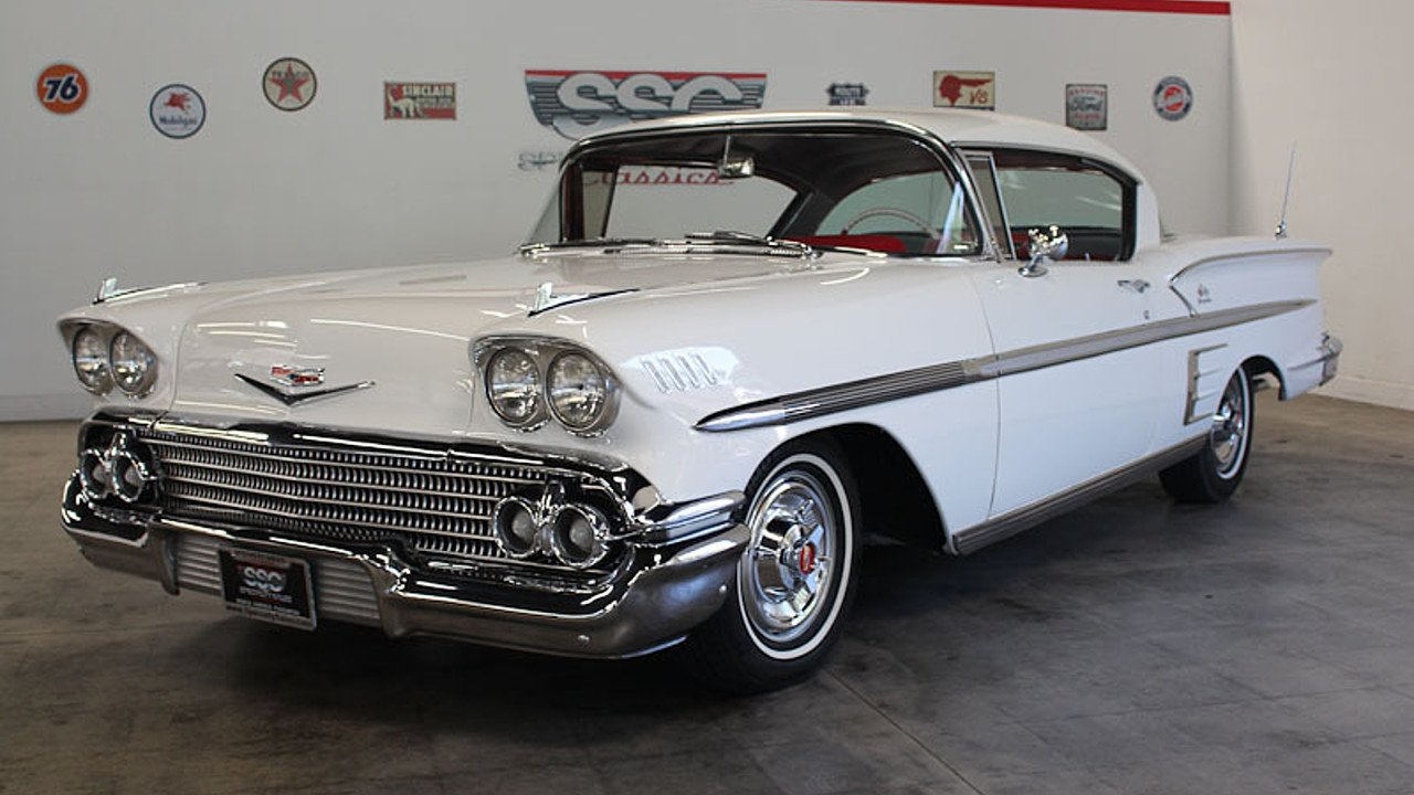 1958 Chevrolet Impala for sale 100900314