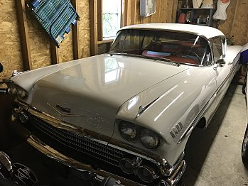 1958 Chevrolet Impala for sale 100924962
