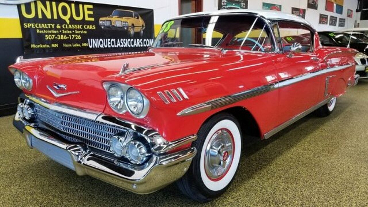 1958 Chevrolet Impala for sale 100989695